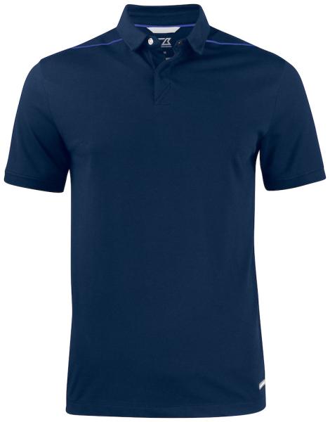 Herren Poloshirt kurzarm Cutter&Buck 354422 Dark Navy 580