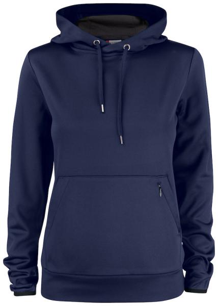 Kapuzensweater Clique Oakdale 021063 Dunkel Marine 580