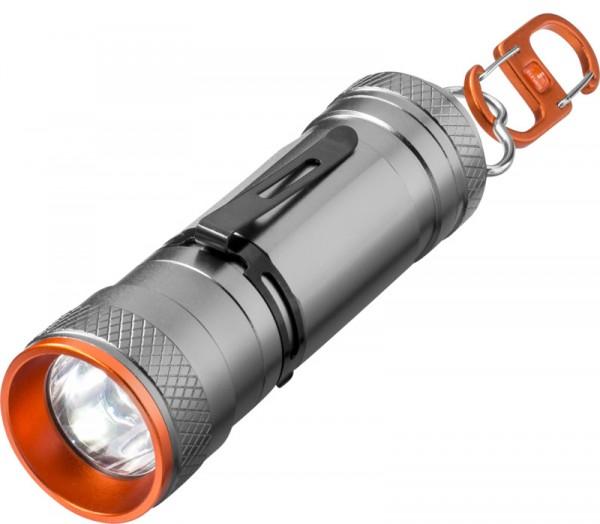 Taschenlampe Weyburn 134020 grau 00