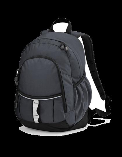 Rucksack Quadra Pursuit Backpack QD57 Graphite Grey_1