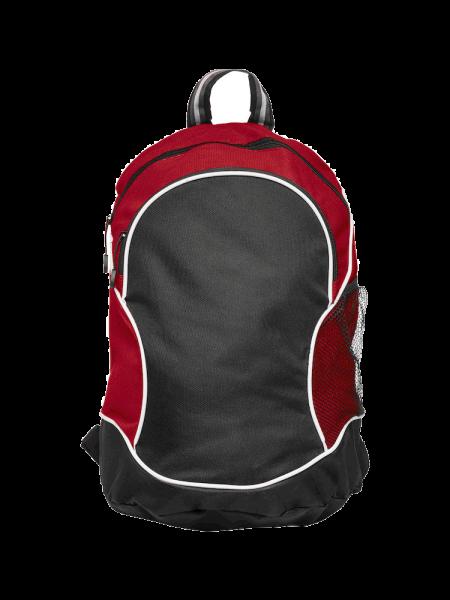 Rucksack Clique Basic Backpack 040161 Rot 35_1