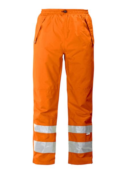 Sicherheitshose ProJob 6566 wind- und wasserdicht EN ISO 20471 Klasse2 EN 343/3 646566 Orange 17