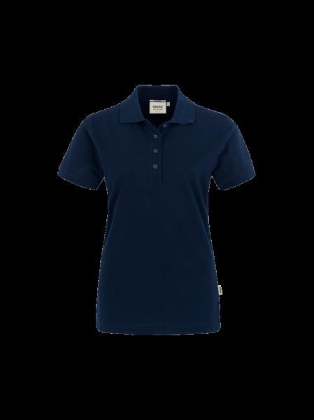 Damen Poloshirt kurzarm Hakro Pima-Cotton 201 tinte 034_1