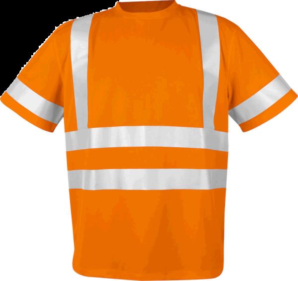 Herren T-Shirt kurzarm Projob 6031 EN ISO 20471 KLASSE 2/3 646030 orange 17_1