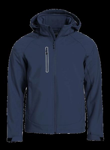 Herren Softshelljacke Clique Milford Jacket 020927 Dunkel Marine 580_1