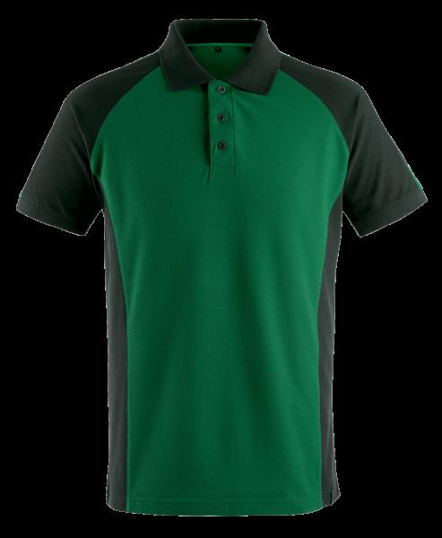 Herren Poloshirt Mascot Bottrop 50569-961 gruen/schwarz 0309_1