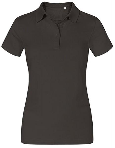 Damen Poloshirt kurzarm Promodoro Jersey 4025 Charcoal (Solid)