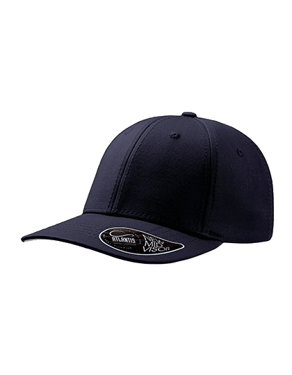 Cap Atlantis Pitcher - Baseball Pitcher Navy Grey_1